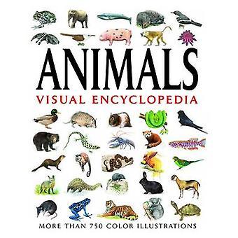 750 カラー イラスト - 978 よりも動物ビジュアル百科事典-