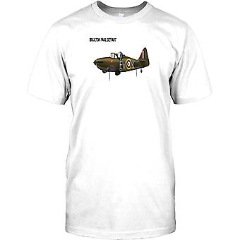 Boulton Paul Defiant - WW2 vliegtuigen Kids T Shirt