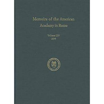 Memoirs of the American Academy in Rome by Vernon Hyde Minor - Brian