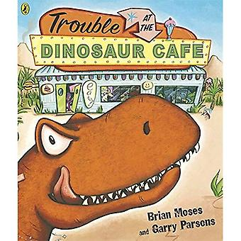 Schwierigkeiten bei der Dinosaurier-Cafe