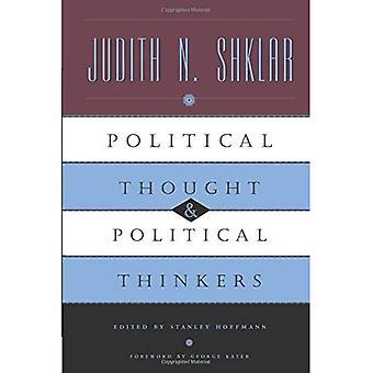 Poliittisen ajattelun ja poliittisten ajattelijoiden