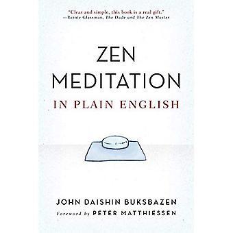 Zenmeditation på ren svenska