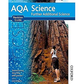 AQA GCSE vetenskap vidare ytterligare vetenskap Revision Guide