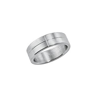 s.Oliver jewel men's ring stainless steel Silver 202425