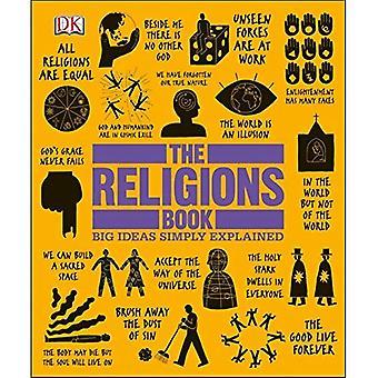 Die Religionen buchen: Große Ideen einfach erklärt (große Ideen einfach erklärt)
