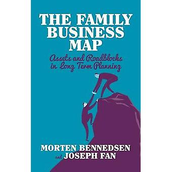 The Family Business Map - Assets and Roadblocks in Long Term Planning