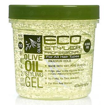 Eco Styler Olive Oil Styling Gel 32oz