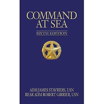 Commande en mer