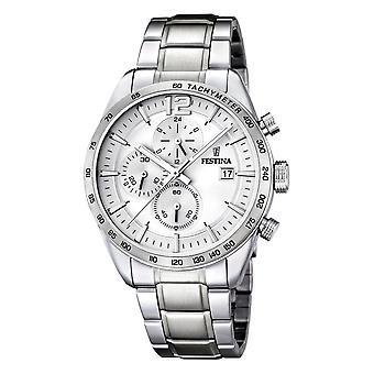 Festina F16759/1 Chronograaf Horloge 44 Mm