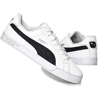 PUMA Mens Smash sneaker in pelle Vulc 359622-10