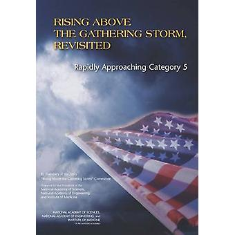 Rising Above the Gathering Storm - Revisited - Rapidly Approaching Cat