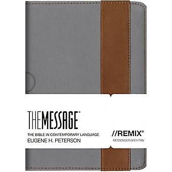 Message Remix-MS - The Bible in Contemporary Language by Eugene H Pete