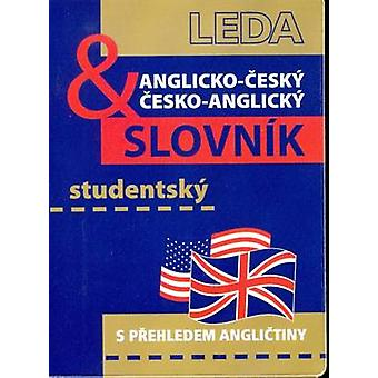 Student's English-Czech and Czech-English Dictionary by Bretislav Hod