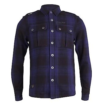 Firetrap Long Sleeve Check Defy Shirt