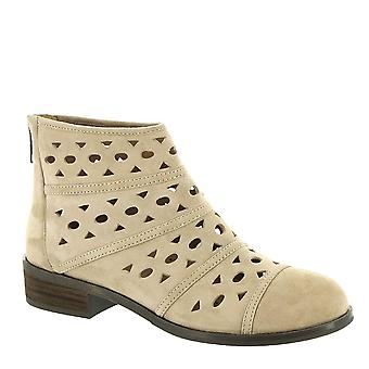ARRAY Womens Portland Women's Boot Leather Almond Toe Ankle Fashion Boots