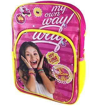 Soy Luna Large Bag backpack 42x30x11cm