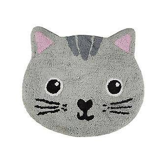 Nori Cat Kawaii Friends Floor Rug