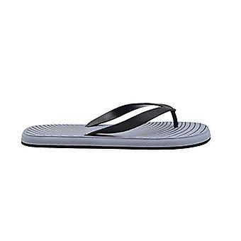 Kulta toe Mens Flip floppeja sandaali kanssa sockliner yksityiskohtaisesti slip kenkä