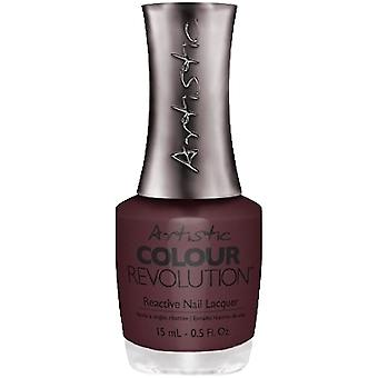 Artistic Colour Revolution Professional Reactive Nail Lacquer - Roll Up Your Sleeves 15ml (2300030)