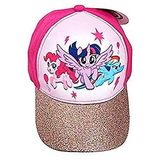 Baseball Cap - My Little Pony - Pink Shiny Girls Kids 386150