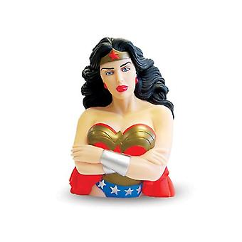 Coin Bank - DC Comic - Wonder Woman Bust Bank Gifts Toys 44121