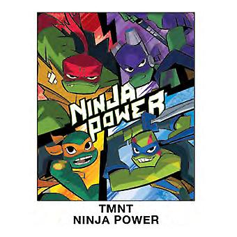 Super Soft Throws - TMNT - Ninja Power New 45x60