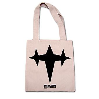 Tote Bag - KILL la KILL - New Mittsu Hoshi Anime Toys Licensed ge11747
