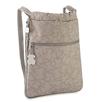 TousCaine Kaos NDonnaBorsa backpackGrey (Piedra 295810276)33x38x6 centimeters (W x H x L)