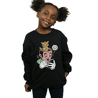 Vincent Trinidad meisjes kat regels Sweatshirt
