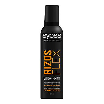Syoss Rizos Flex Mousse Rizos Definidos 250 Ml For Women
