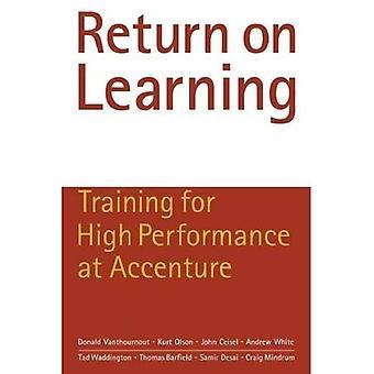 Oppimisen tuotto