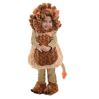 Lion Toddlers Costume