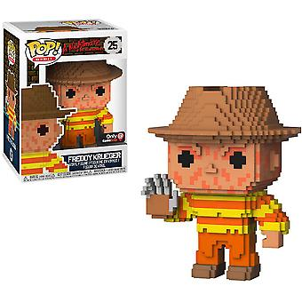 Freddy Krueger NES 8-Bit US Exclusive Pop! Vinyl