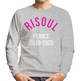 Risoul France 2019 2020 Skiing Men's Sweatshirt