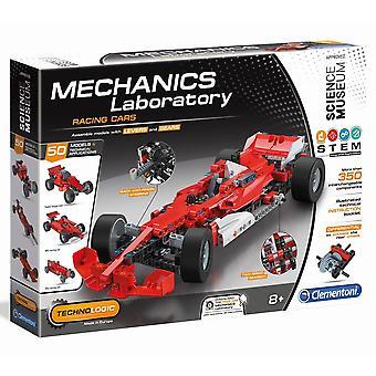 Clementoni mechanica laboratorium Kit Racing Cars