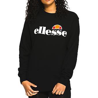 Ellesse vrouwen ' s Agata Sweatshirt zwart 28