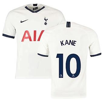 2019-2020 توتنهام الرئيسية نايكي لكرة القدم قميص (أطفال) (KANE 10)