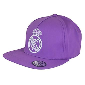 Real Madrid CF Official Snapback Cap