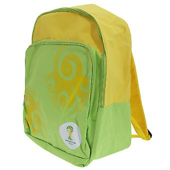 Brasil FIFA World Cup 2014 Adults Official Football Backpack/Rucksack
