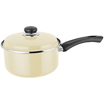 Judge Induction, Vanilla 20cm Saucepan, 3 Litre