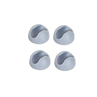 Floor Protectors hairpin Grey (pouch 4 pieces)