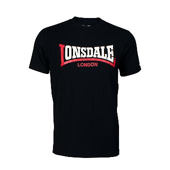 Lonsdale Men's T-Shirt Two Tone