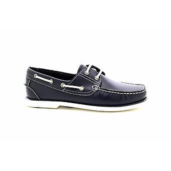 Dek Mens Leather Non Marking Moccasin Boat Shoes