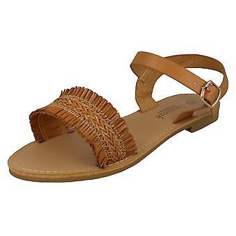 Ladies Savannah Ankle Strap Sandals F00248