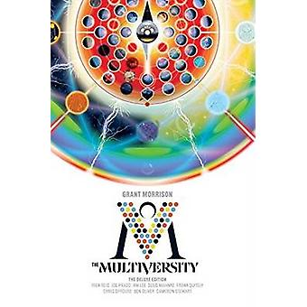 The Multiversity Deluxe Edition by Morrison & Grant
