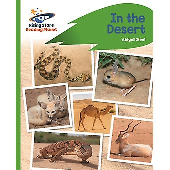 Reading Planet  In the Desert  Green Rocket Phonics by Catherine Baker