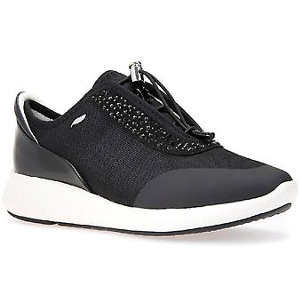 Geox D Ophira E Elasticated Womens Trainer