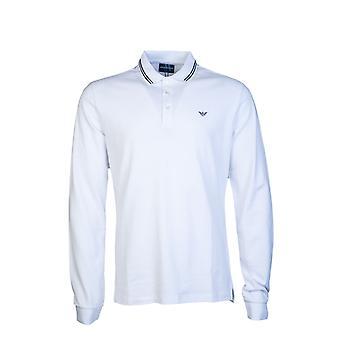 Emporio Armani Polo Shirts Long Sleeve 8n1f36 1jptz