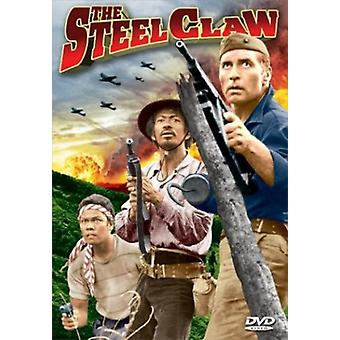 Steel Claw [DVD] USA import
