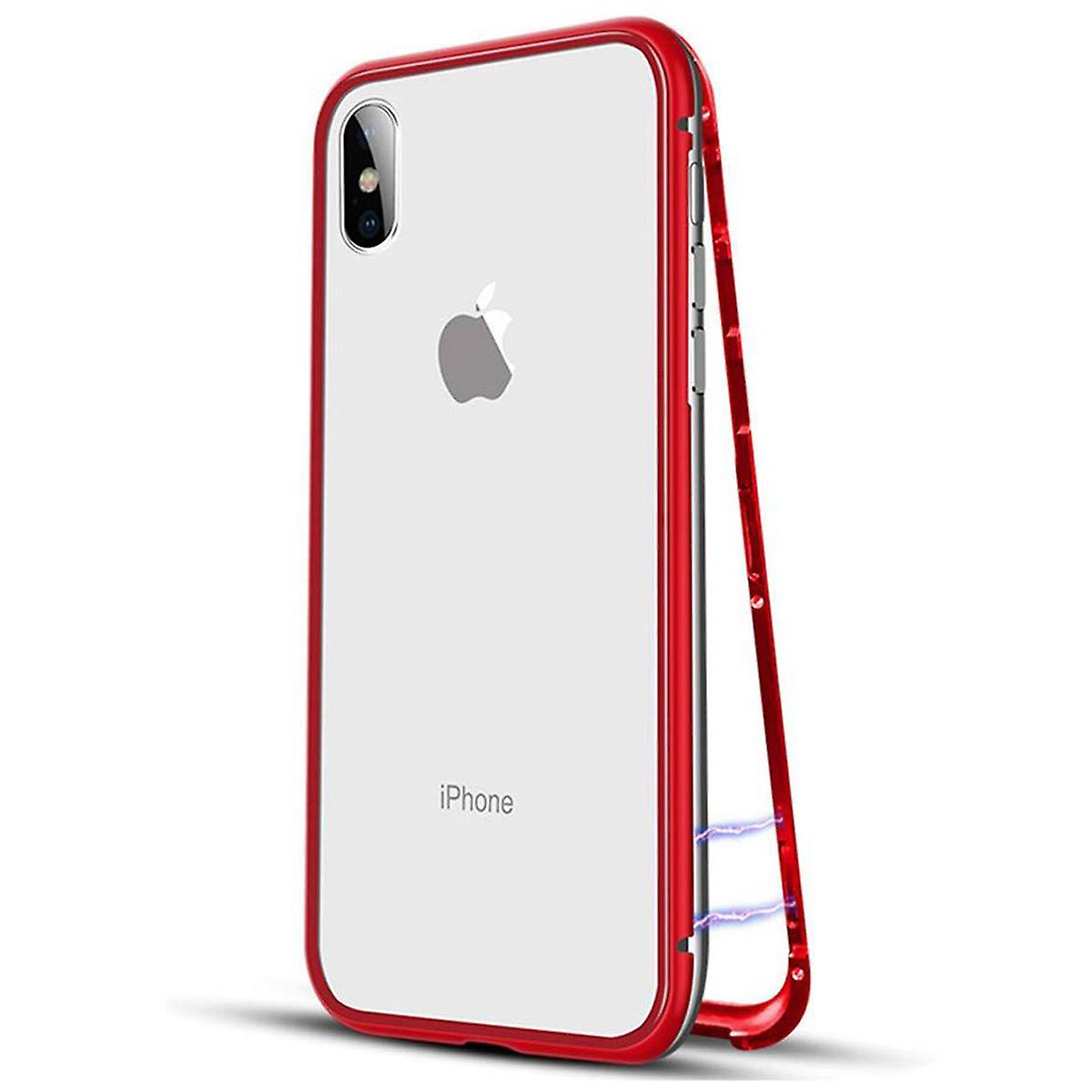 Magnetic Adsorption iPhone 8 Case